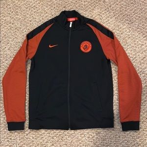 Nike Manchester City zip-up M